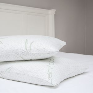 Home Cool Bamboo Pillow Organic Ortopedic On Sale