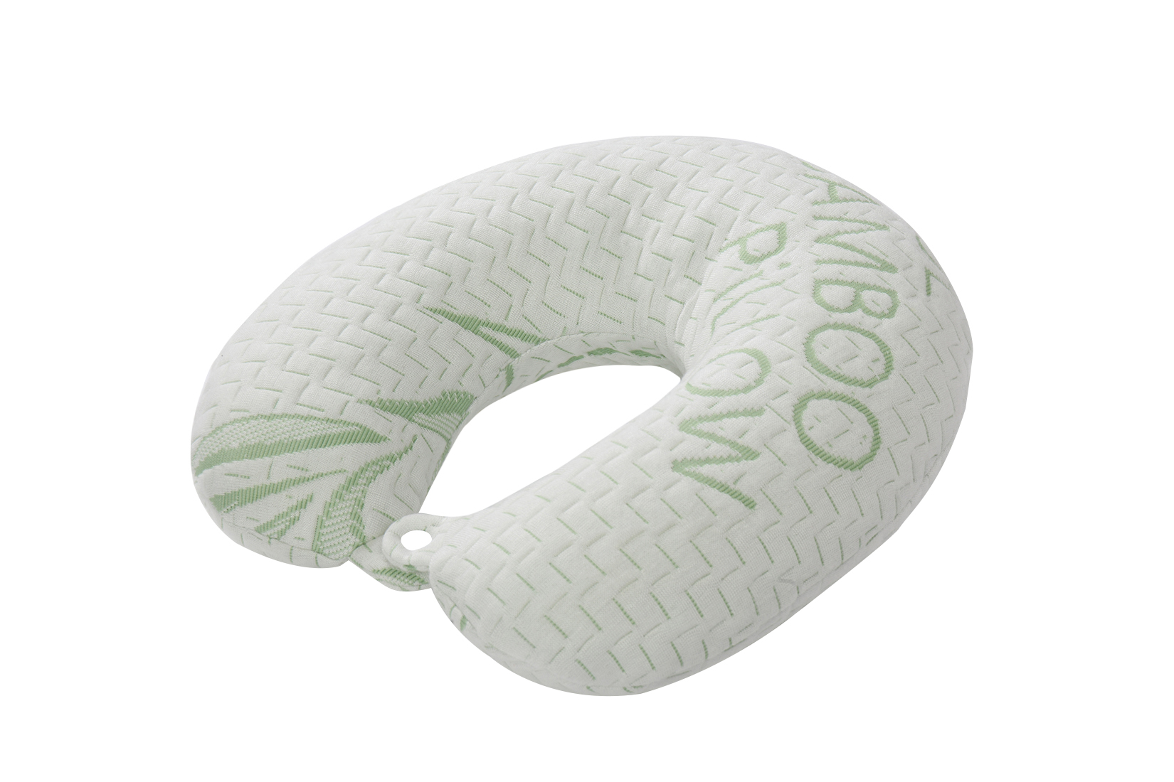 Travel Memory Foam Pillow Deal Green