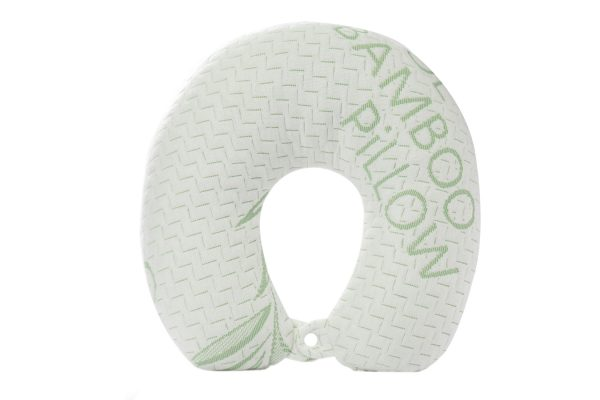 cool bamboo neck travel bamboo pillow