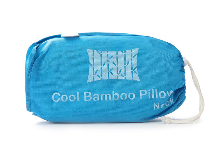 Cool Bamboo Neck Travel Pillow Cool