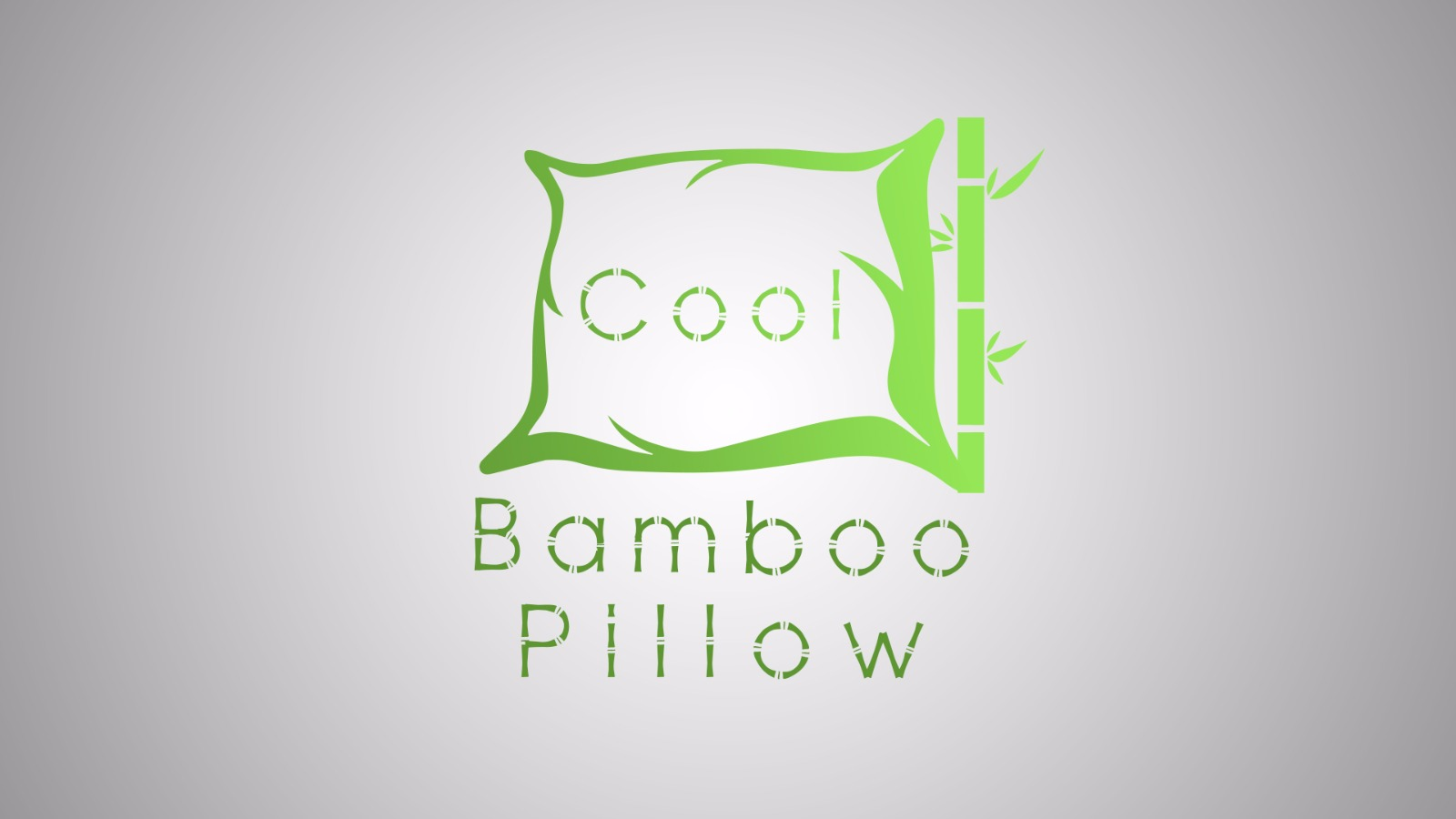 Cool Bamboo Pillow Logo