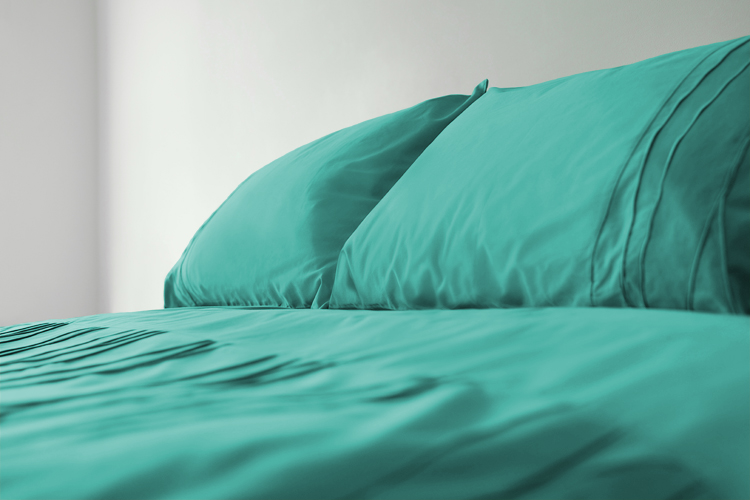 cool lime green sheets and pillow cases